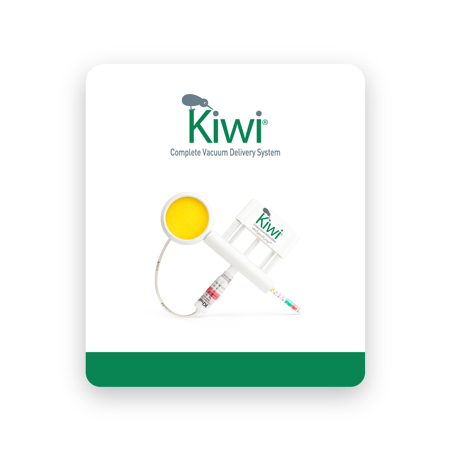 Kiwi Vacuum Delivery System Logo - Australia Site