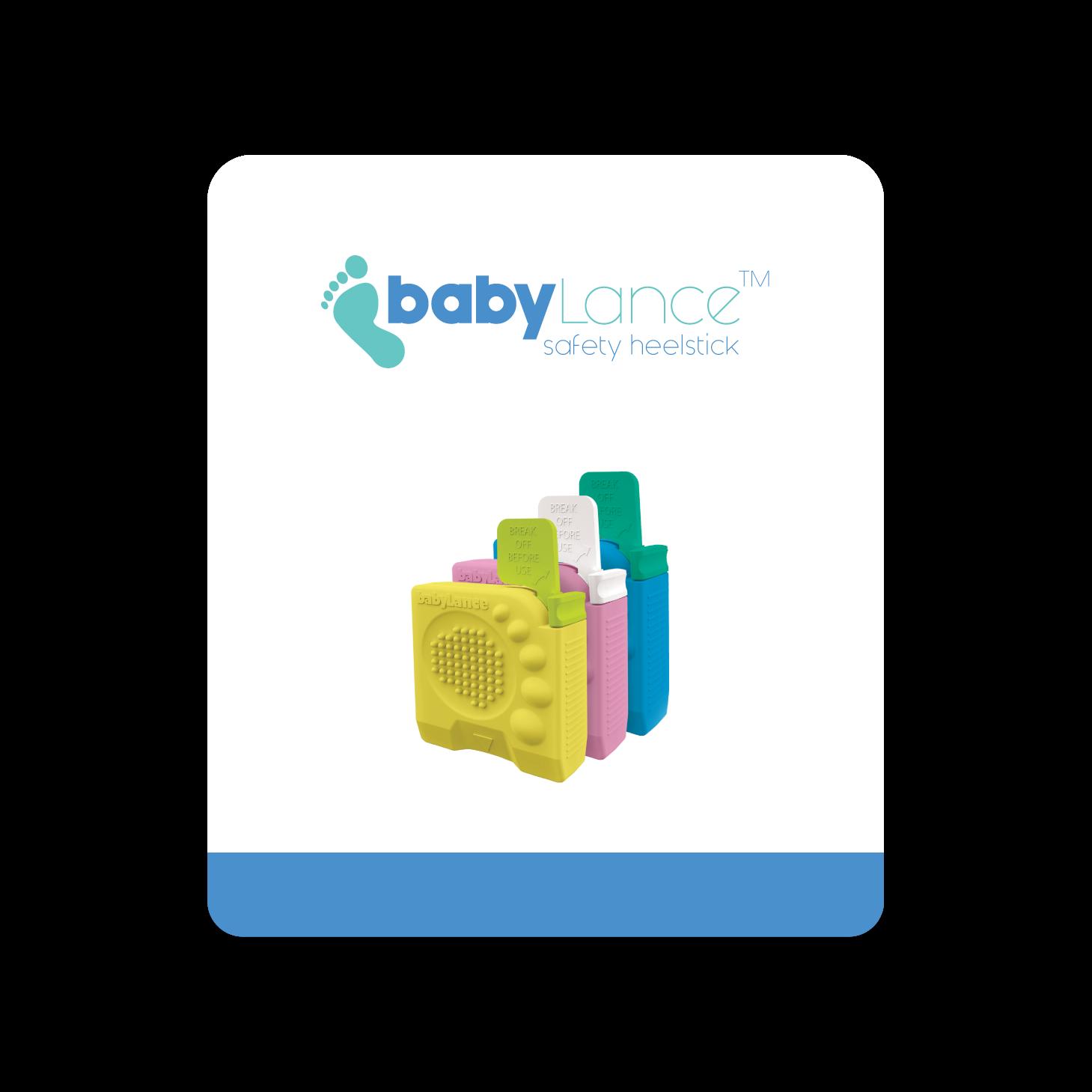 babyLance Neonatal Safety Heelstick